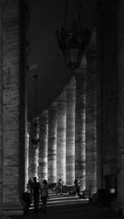柱と光と闇