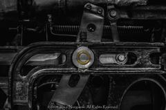 Steam Locomotive's transmission