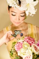 花×花ポートレート
