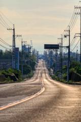 国道11号線
