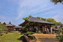 国宝・本山寺本堂