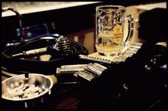 酒とタバコとハーモニカ