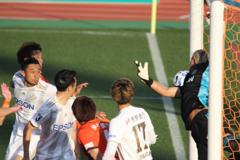 愛媛FC 2020ファーストゴール3