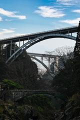 3つの橋の競演