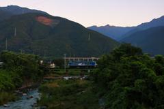 ハート山と桃太郎
