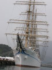 海王丸 IN 須崎
