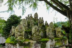 大窪寺の石仏