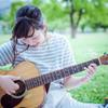 ギター女子。