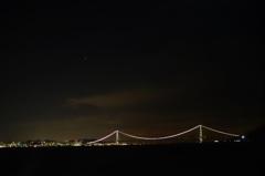 光の架け橋