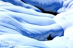 冬の画廊、