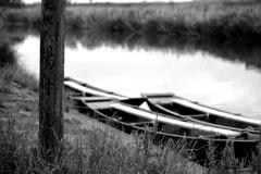 板倉町の川船