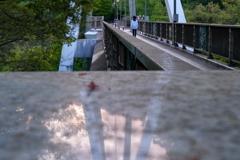 渡良瀬川 (はねたき橋)