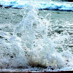 波と遊ぶ、Ⅱ