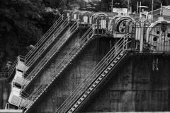 高津戸ダム、