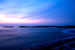 思い出の日立海岸、