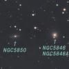 200325 NGC5846楕円銀河(札幌市内)