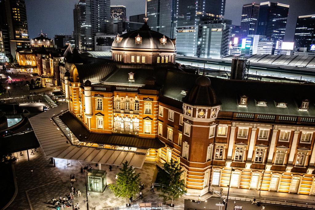 東京駅 Ⅰ