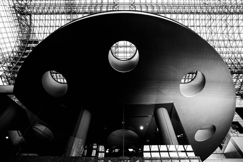 Dramatic Kyoto Station Ⅲ
