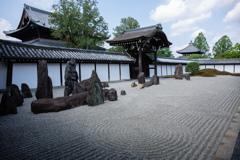 東福寺本坊庭園・南庭