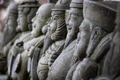藤森神社の七福神さま