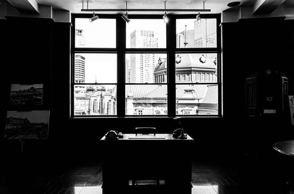 旧東京中央郵便局長室 Ⅰ