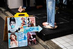 OPEN→
