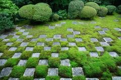 東福寺の市松 Ⅰ