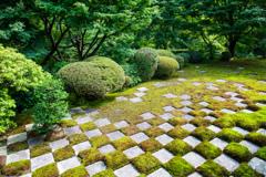 東福寺本坊庭園・北庭②