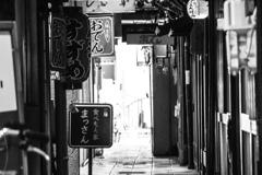 先斗町・路地景 Ⅰ