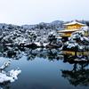 『雪の金閣寺』