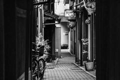 京の路地三景 Ⅰ