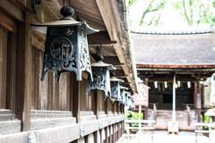 藤森神社にて