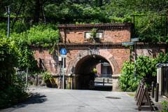 京都蹴上のトンネル Ⅵ