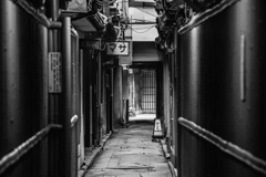 京の路地三景 Ⅱ