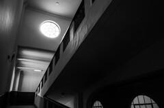 旧明倫小学校のスロープ ②