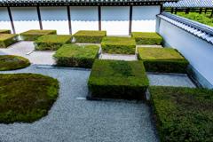 東福寺本坊庭園・西庭