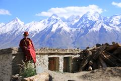 チベットの高僧
