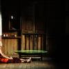 僧侶の黄昏