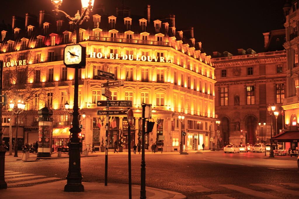 パリ夜景 金色の街並み By ごりごり忍者 Id 写真共有サイト Photohito