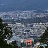 伊勢神宮遙拝所からの眺め