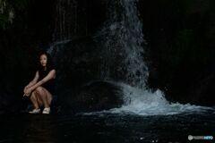 水神の滝3