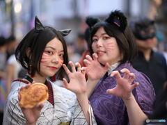 化け猫フレンド4
