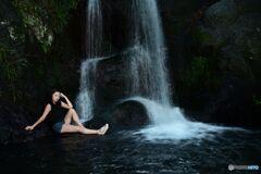 水神の滝4