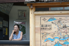 鳩ノ巣駅2