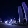 夜の工場見学〜ミサイル〜