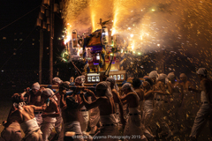 手力火祭り(夏)2019