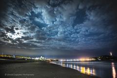 日本百名月…江の島編