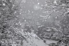 白川郷(なごり雪Ⅲ)