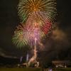 日本の美しい村(馬瀬)花火大会