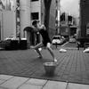 路上演劇祭Japan in 浜松2013 パントマイム劇団 湘南亀組3
